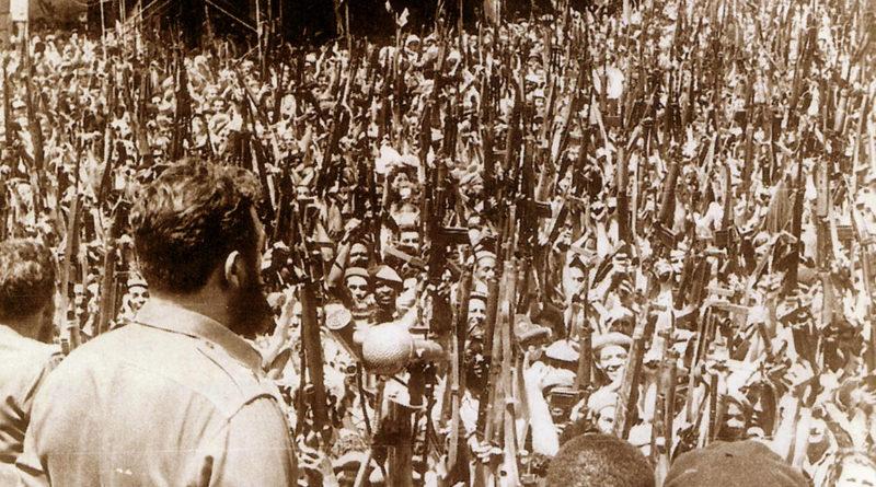 Baia dei Porci Fidel Castro