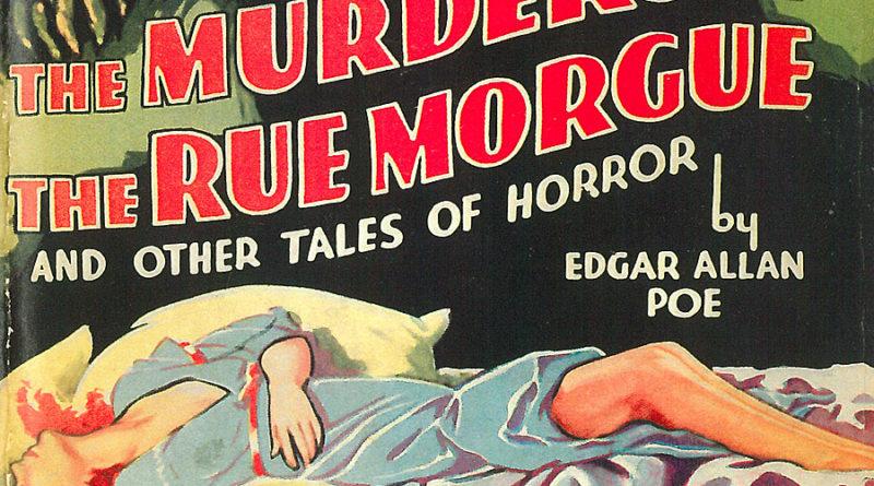 delitti rue morgue - poe