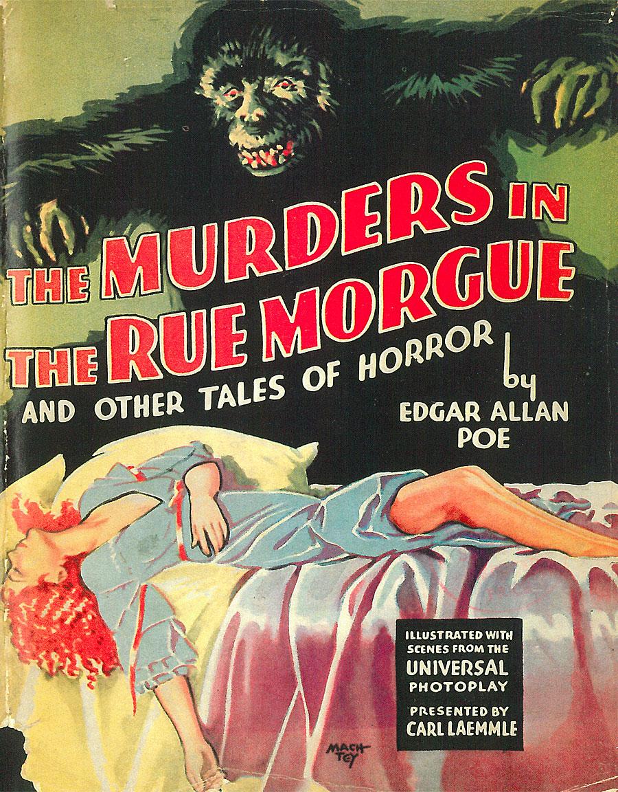 I delitti della Rue Morgue - E. A.. Poe