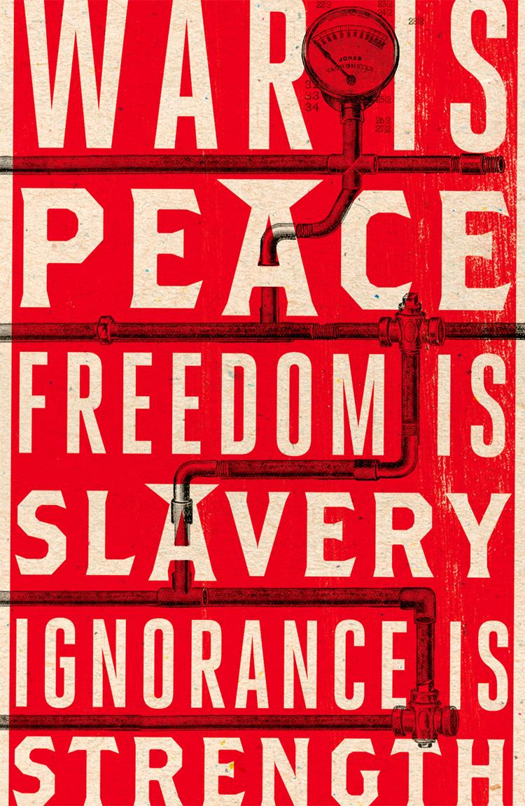 1984 (George Orwell) Gli slogan