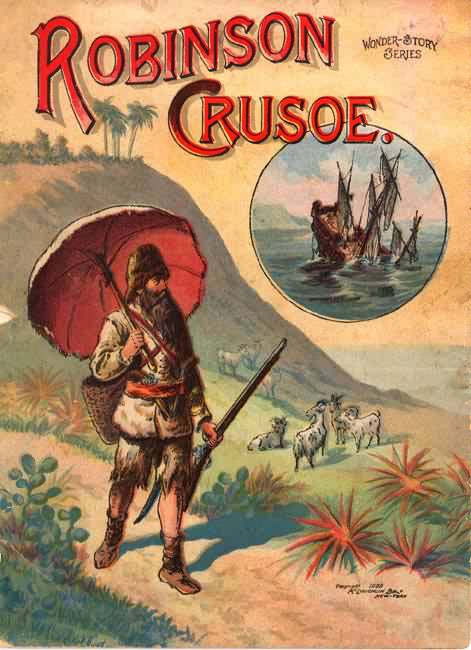 The Life and Strange Surprising Adventures of Robinson Crusoe (1719)