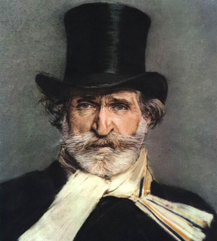 Giuseppe Verdi, ritratto da Giovanni Boldini nel 1886