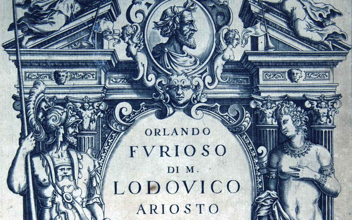 Orlando Furioso - Ariosto