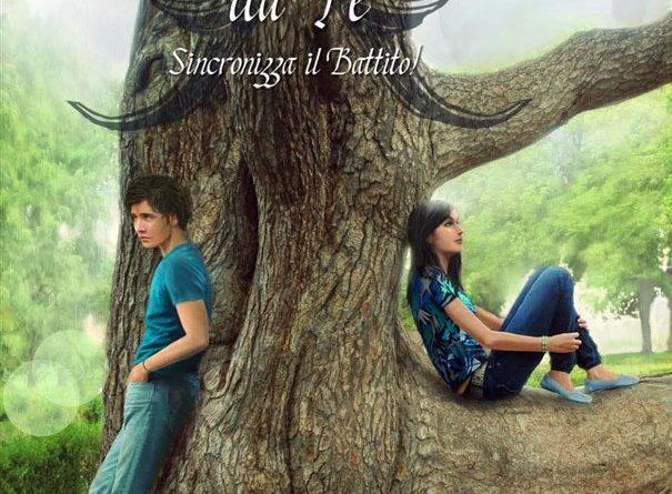 A un passo da te, copertina del libro