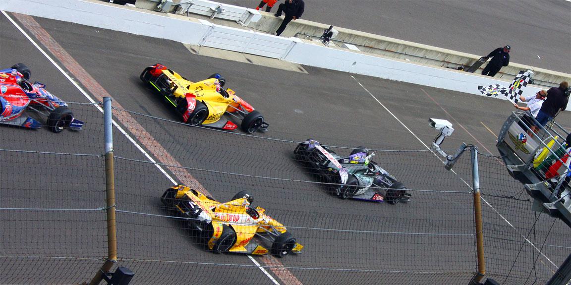 La 500 Miglia di Indianapolis