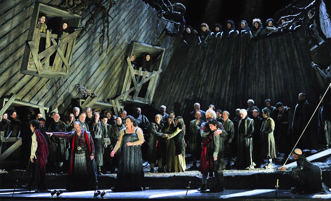 Macbeth: una scena