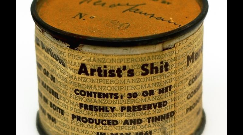 merda artista - artist shit - piero manzoni