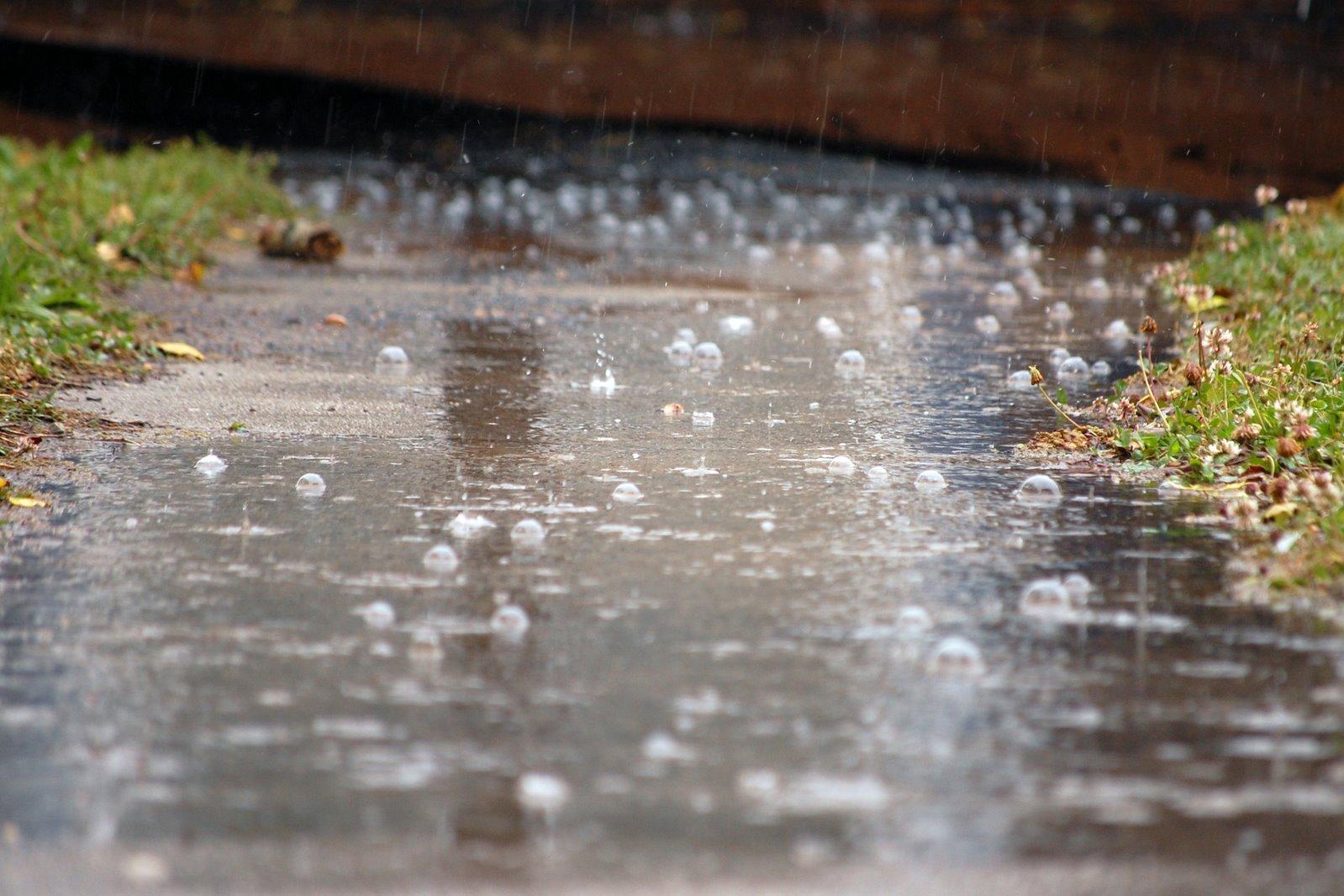 spesso Frasi sulla pioggia YH39