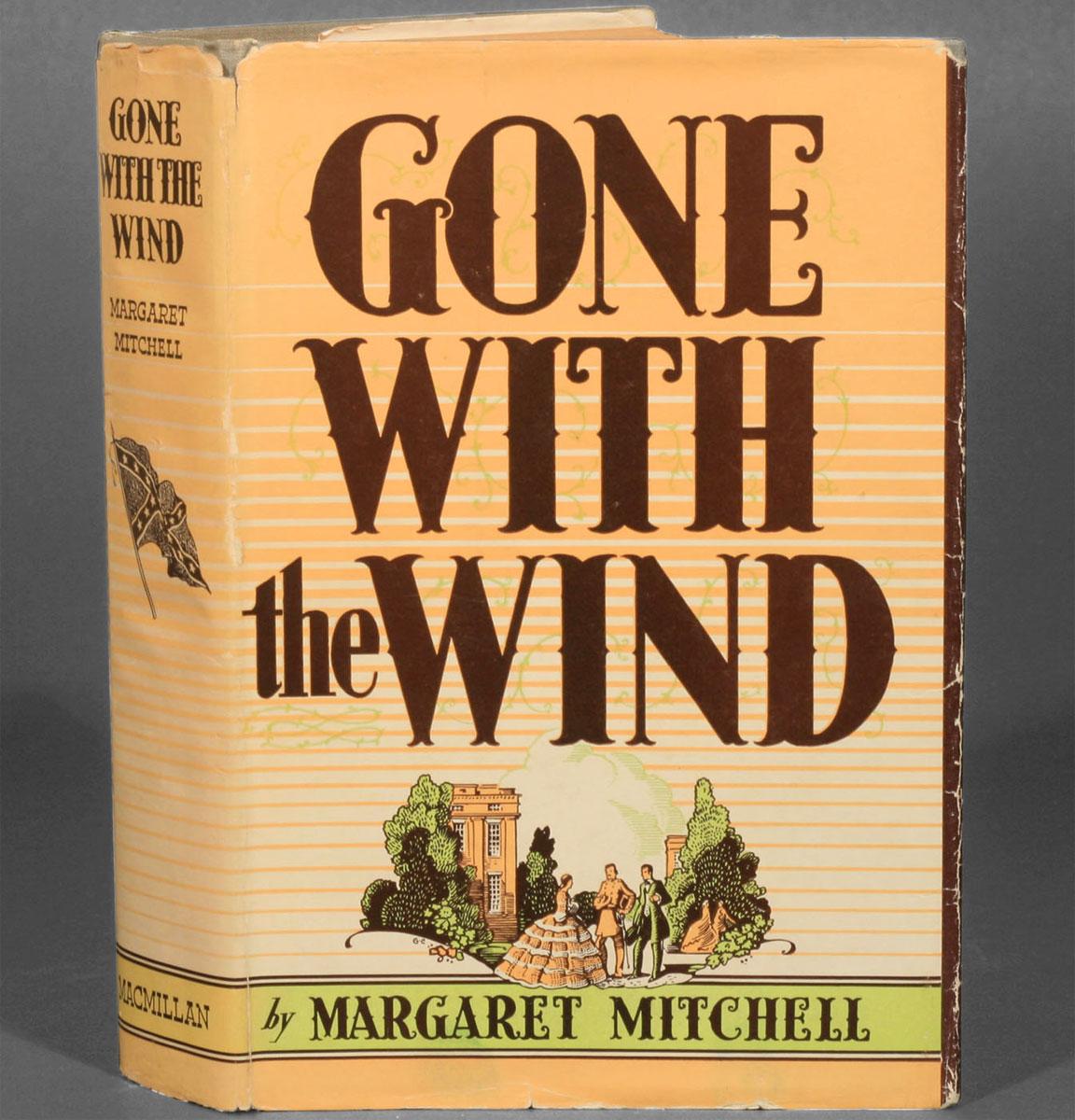 Gone with the Wind - copertina originale del libro