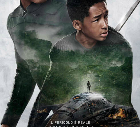 after earth poster locandina