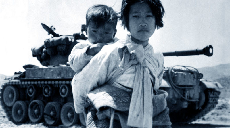 """La Guerra di Corea è ricordata anche come """"Guerra del 38° parallelo"""": scoppiò il 25 giugno 1950"""