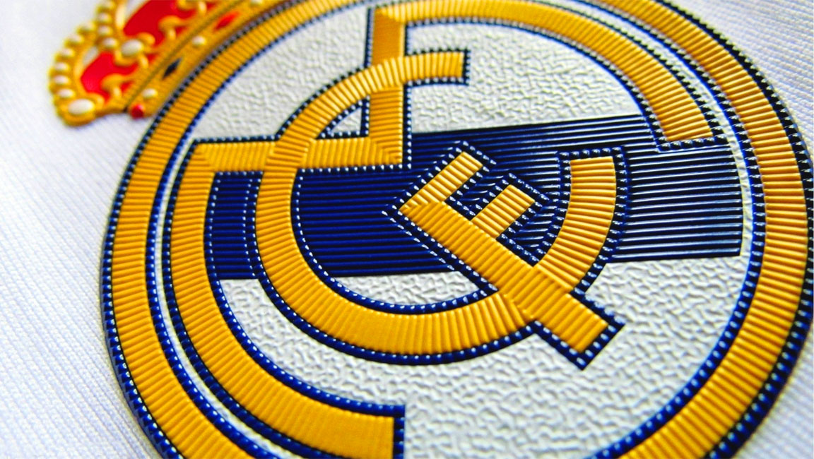real madrid storia logo