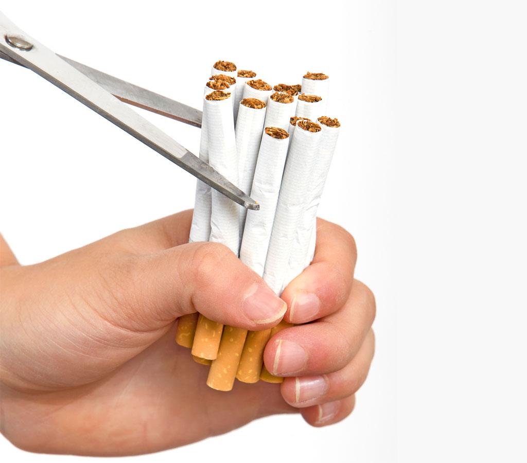 Trattamento dopo dipendenza di nicotina