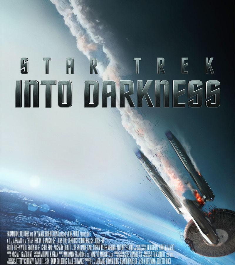 Star Trek - Into Darkness: immagine della locandina del film
