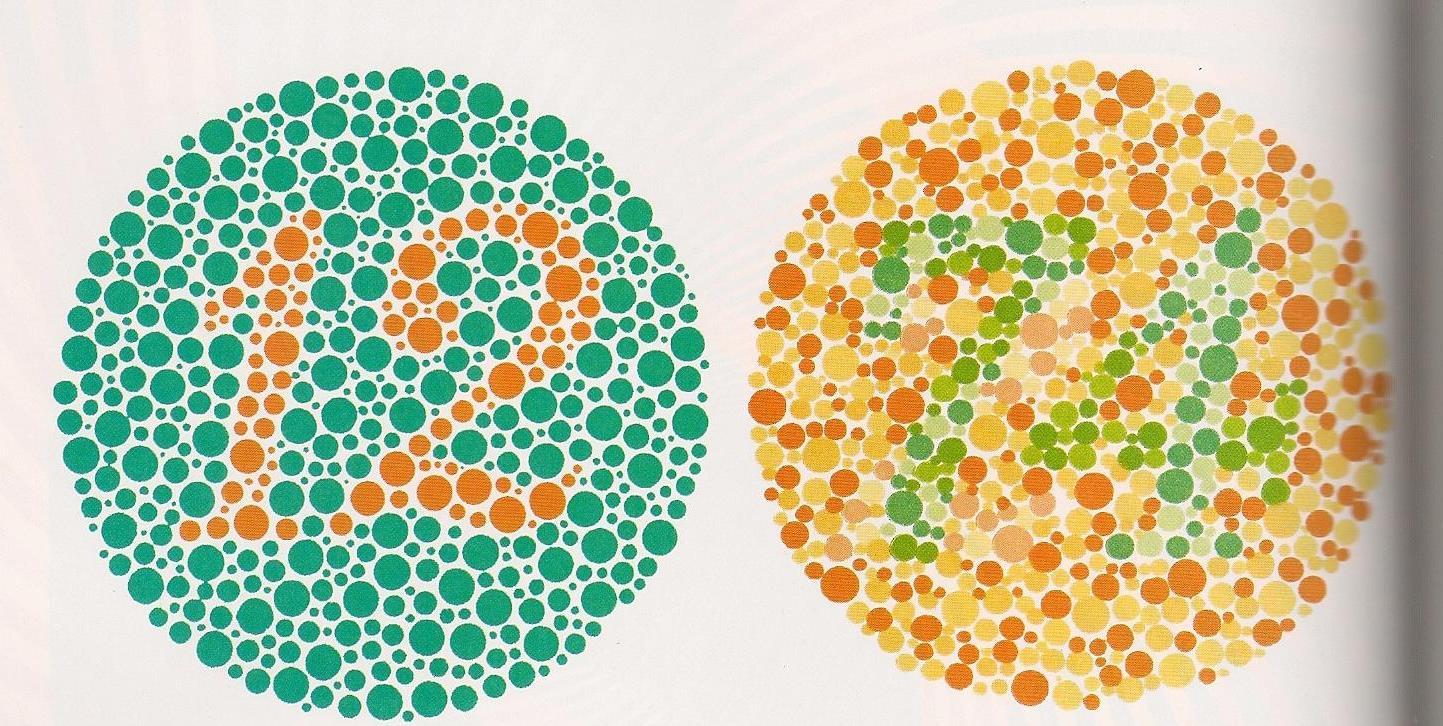 Come vedono i daltonici e cos'è il daltonismo?