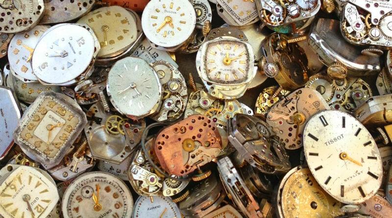 orologi rotti