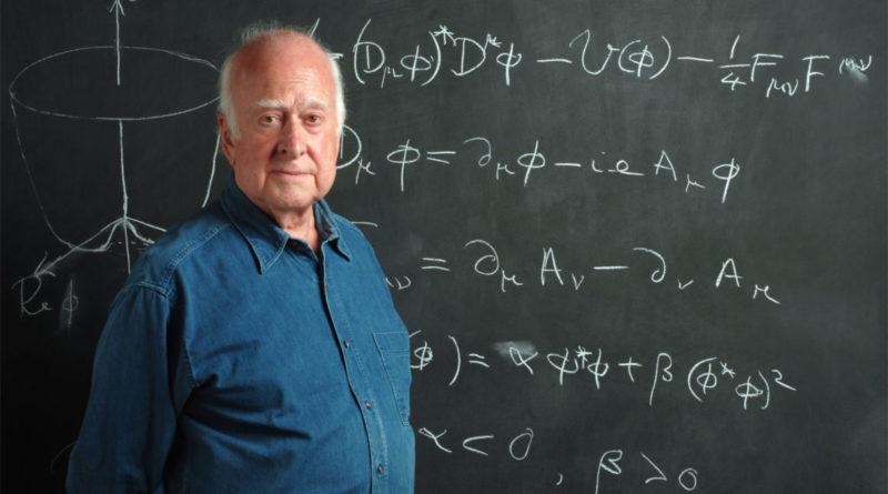 peter higgs