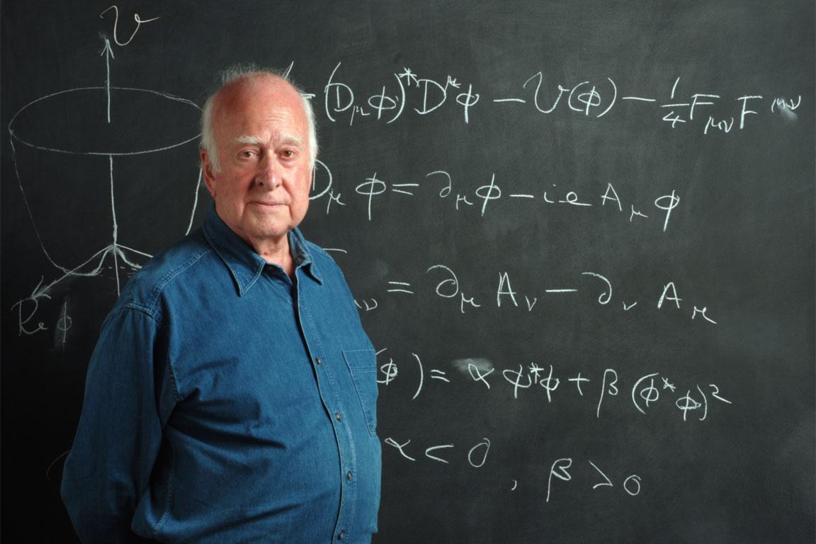 Chi è Peter Higgs