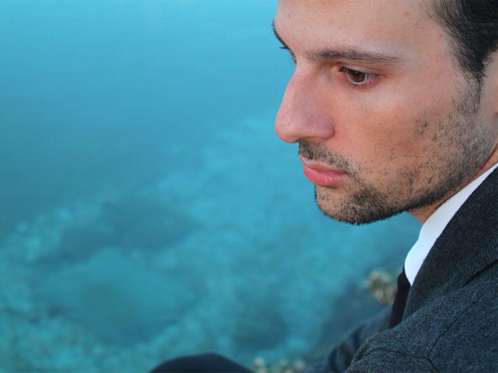 Tony Di Corcia, giornalista e scrittore