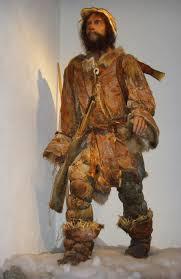 Ricostruzione di Ötzi