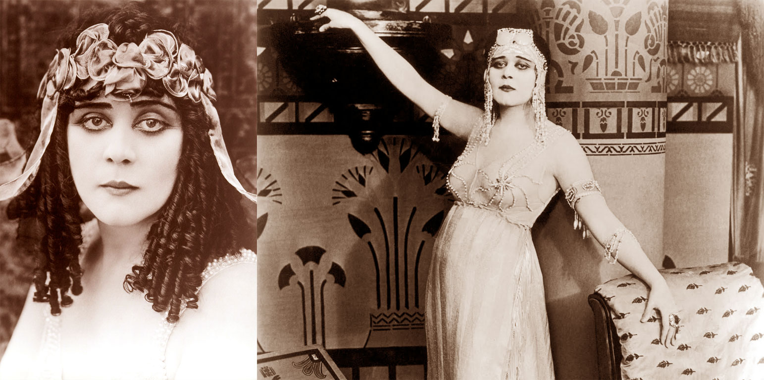 Theodosia Goodman (Theda Bara)