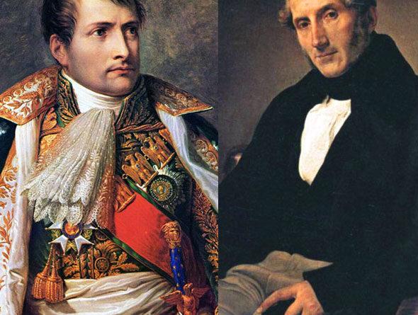 Napoleone e Manzoni