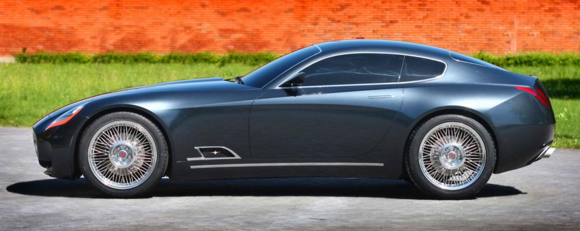 Maserati Coupè