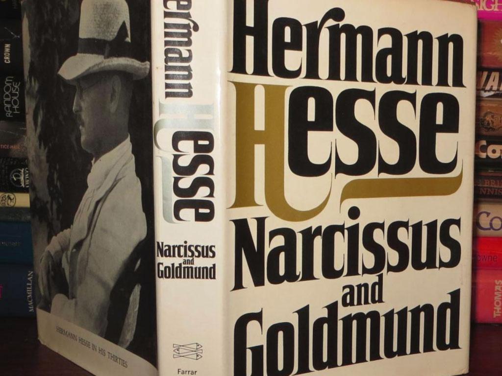 Hesse: Narciso e Boccadoro (1930)