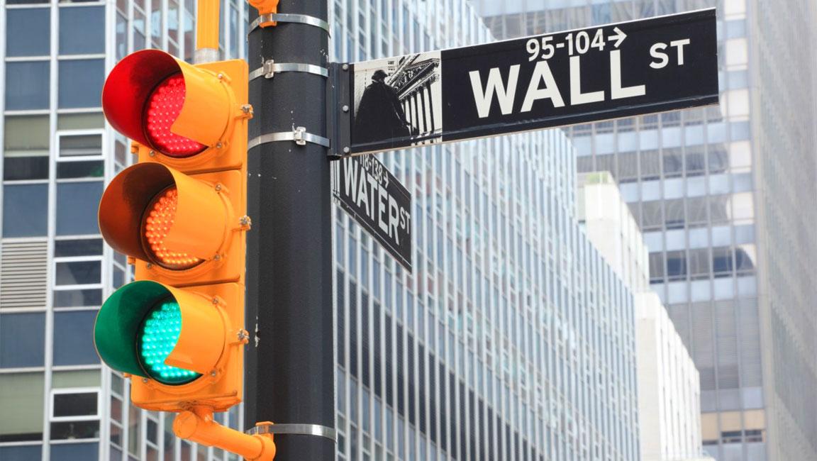 Semaforo a New York