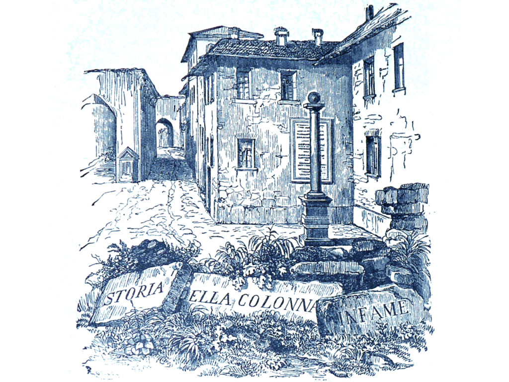 Alessandro Manzoni: Storia della colonna infame