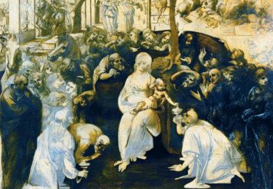 L'adorazione dei Magi (opera di Leonardo da Vinci)