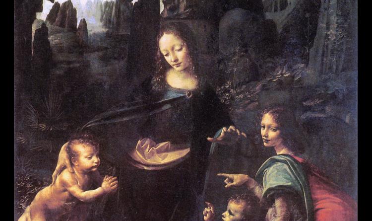 Vergine delle rocce - Parigi