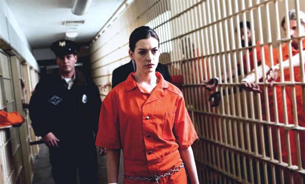 prigione carceri vestito arancione