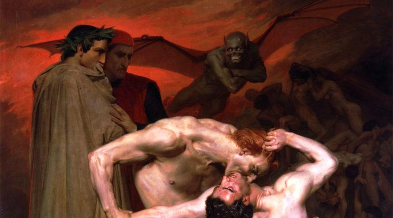 Inferno Dante e Virgilio