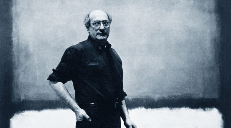 L'artista surreale Mark Rothko