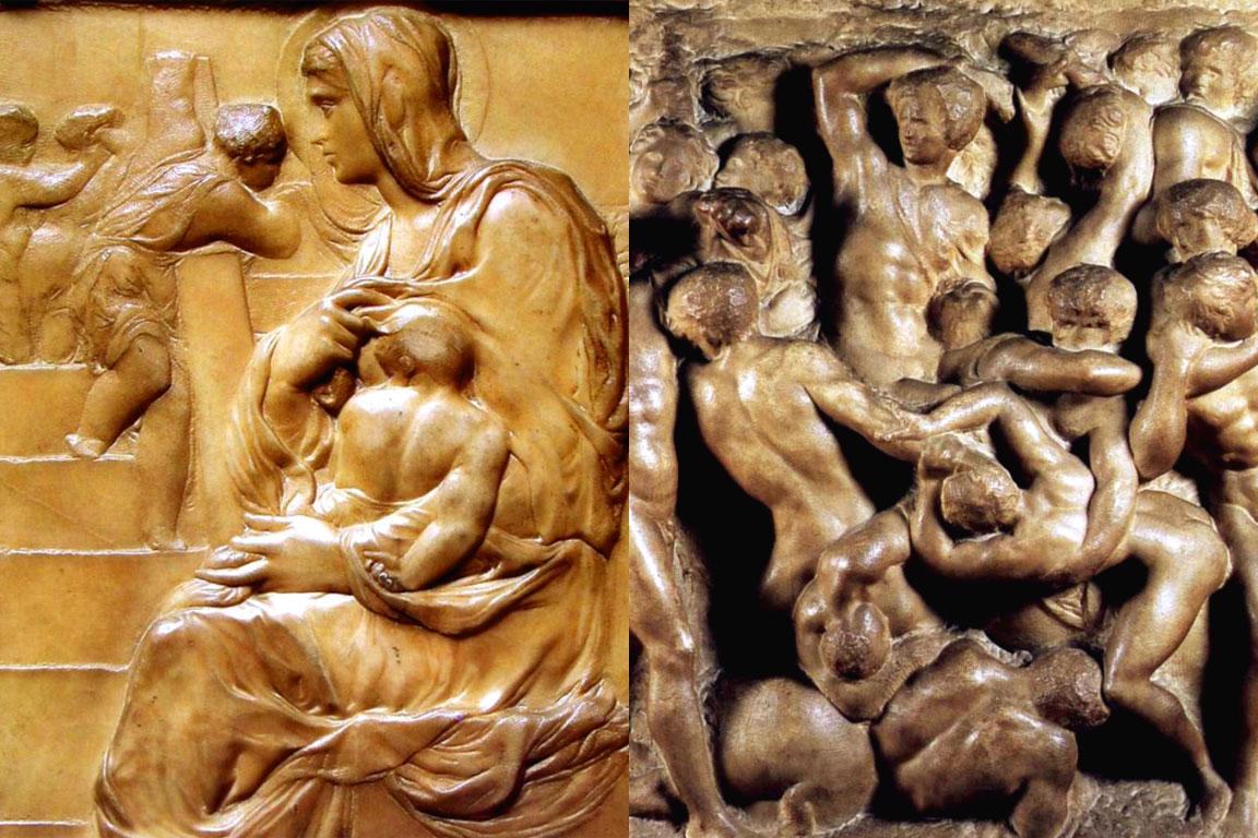 Michelangelo opere giovanili