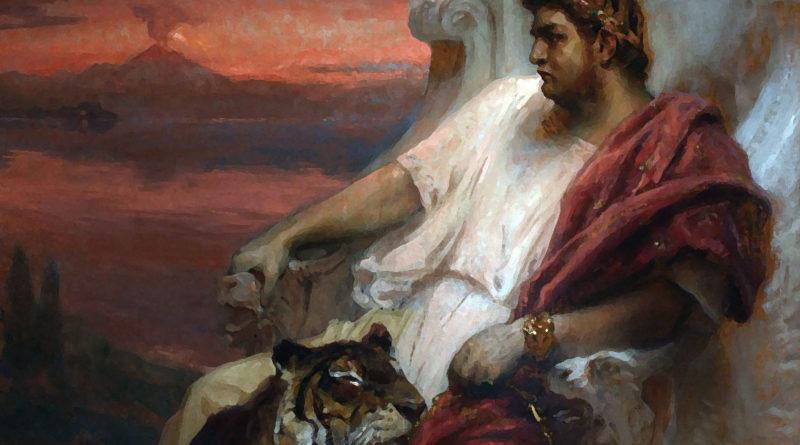 Nerone incendiò Roma