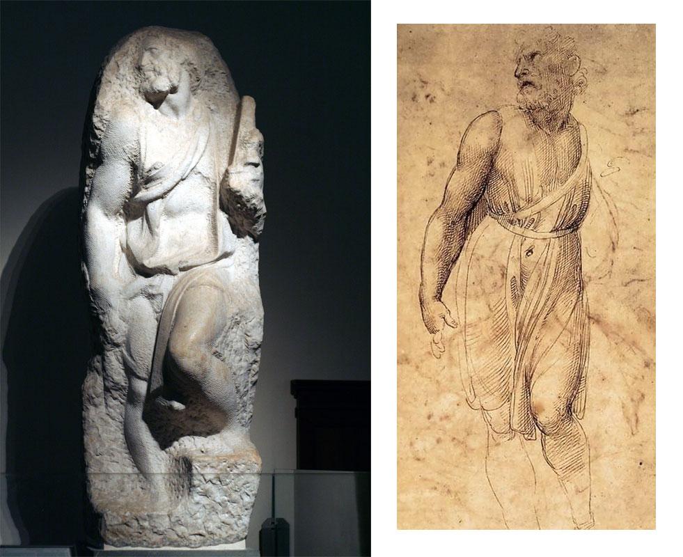 San Matteo - Michelangelo