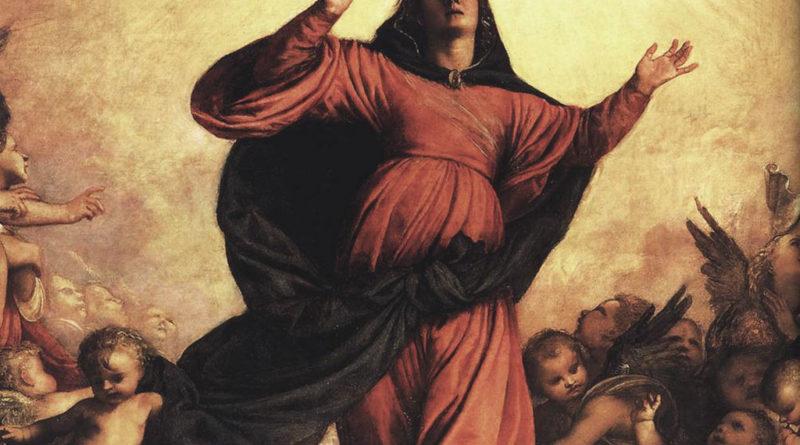 Assunta Tiziano dettaglio