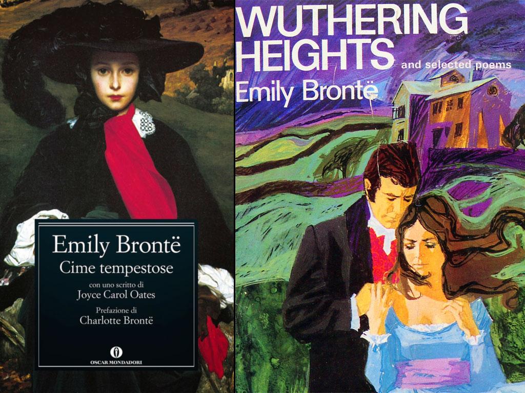 Cime tempestose, celebre e famoso romanzo di Emily Bronte