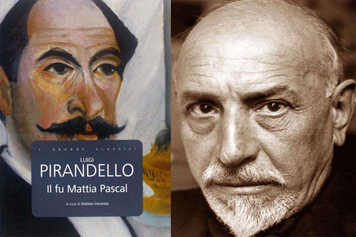 Il fu Mattia Pascal Pirandello