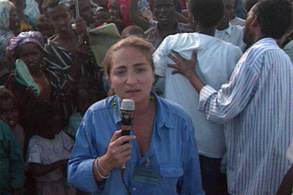 Ilaria Alpi è la giornalista inviata del Tg3 uccisa a Mogadiscio il 20 marzo 1994