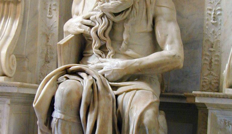 Michelangelo - Mosè