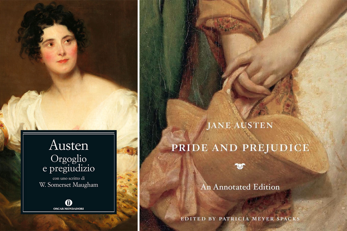 Orgoglio e Pregiudizio Jane Austen