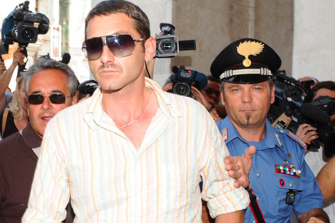 L'arresto di Salvatore Parolisi, marito di Melania Rea