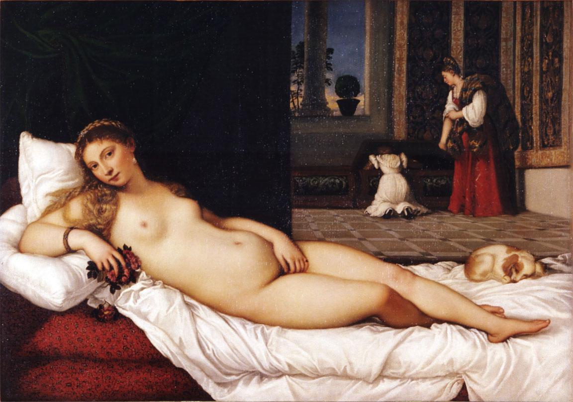 Venere di Urbino (Tiziano)