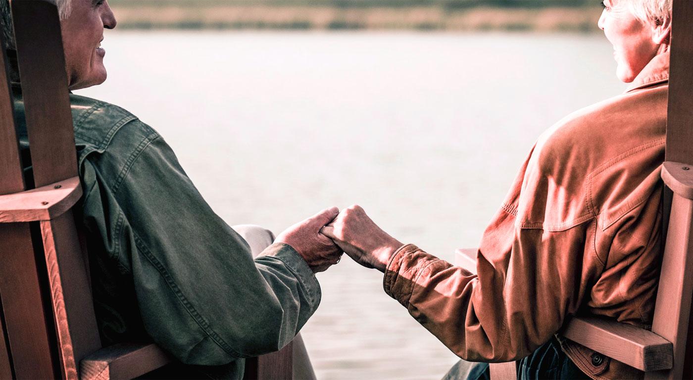 Amore mano nella mano