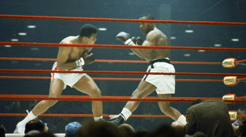 Cassius Clay contro Sonny Liston