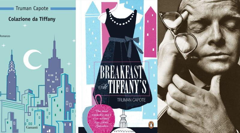 Colazione da Tiffany romanzo libro