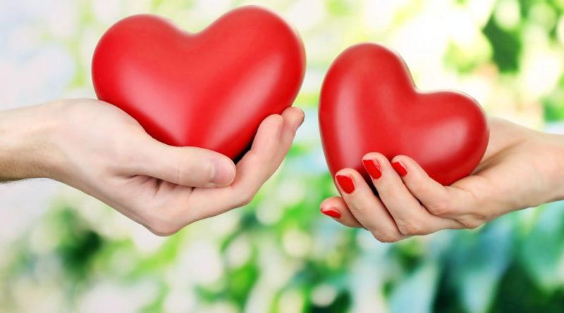 Come nasce l'amore - cuori